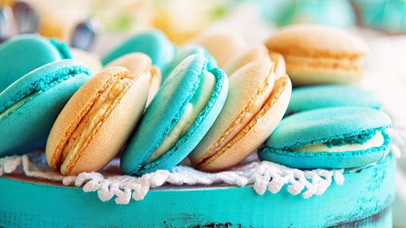 Пирожное Макарони - фото и рецепт. Как сделать Макарони своими руками?