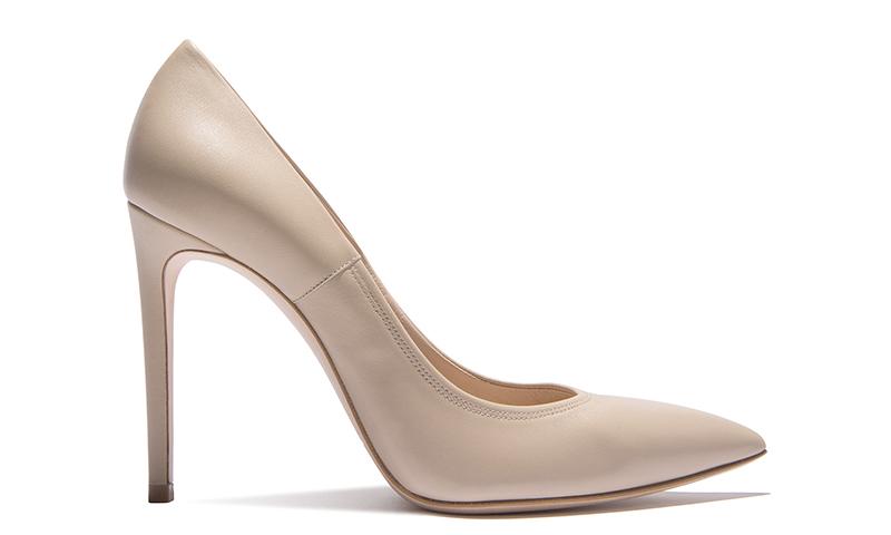 Стильные классические туфли лодочки в коллекции Casadei Perfect Pump