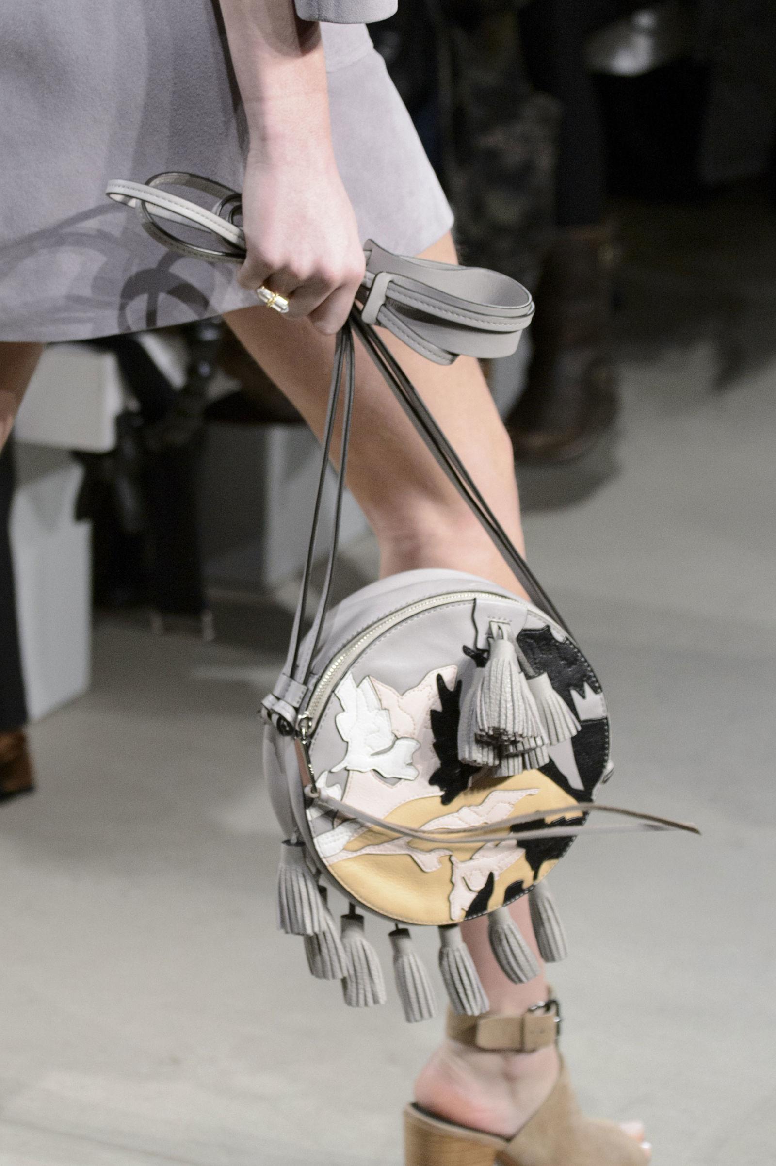 Маленькая красивая сумочки через плечо от Rebecca Minkoff