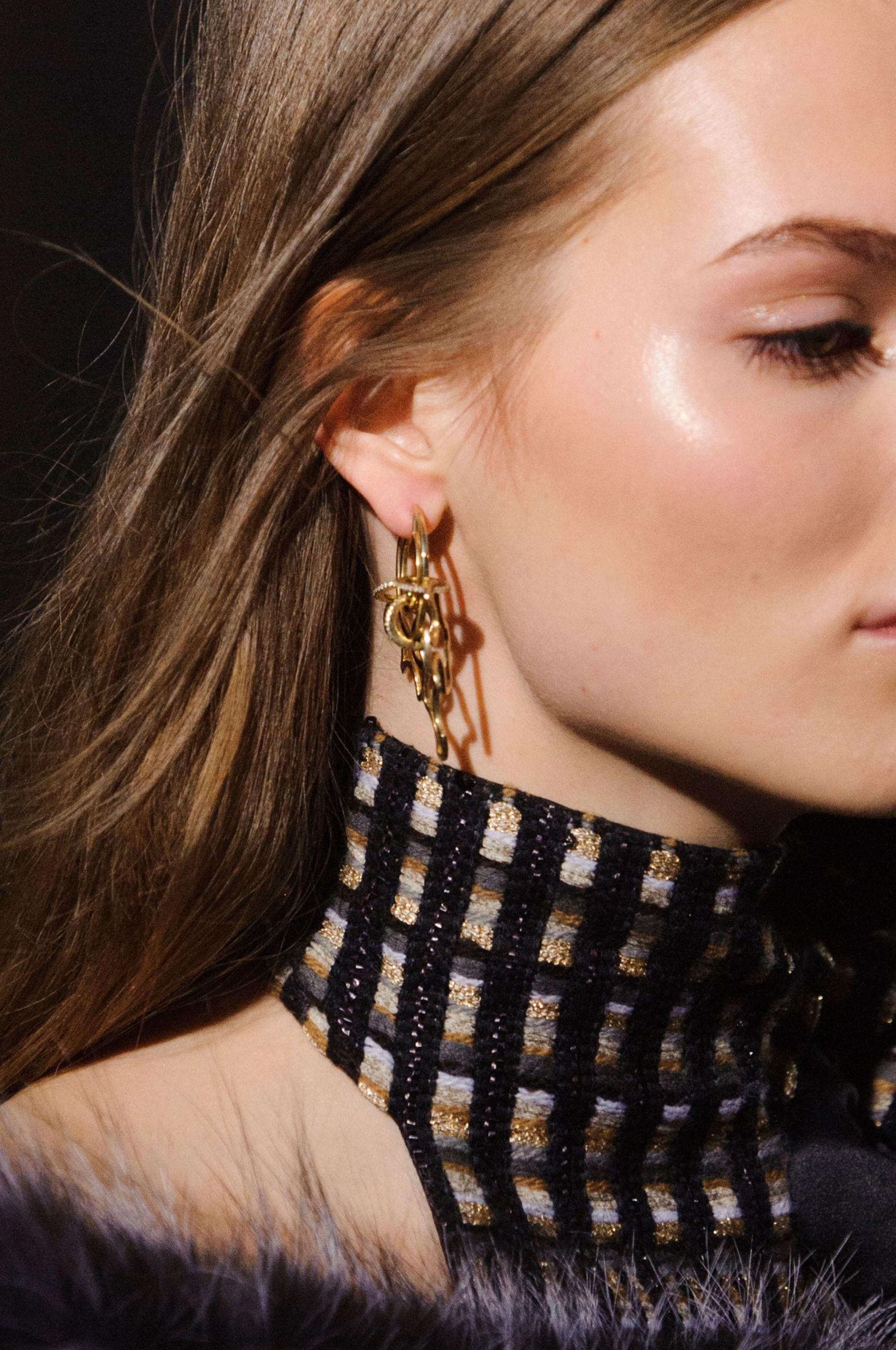 Ожерелье от Sophie Theallet