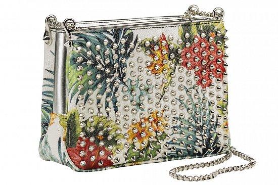 Новая коллекция сумок Christian Louboutin весна-лето 2016 – модель Triloubi Crossbody