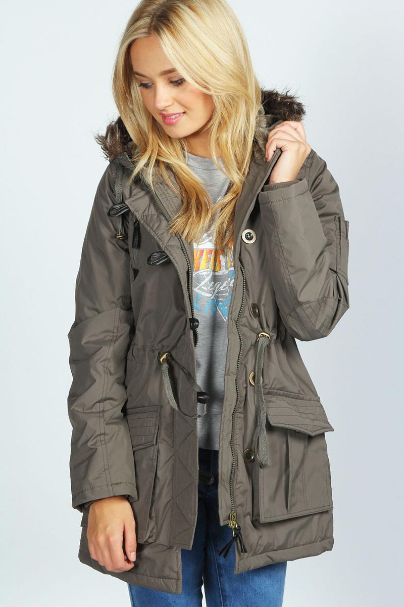 Модная зимняя универсальная куртка аляска, которая прекрасно сочетается со всей одеждой и обувью