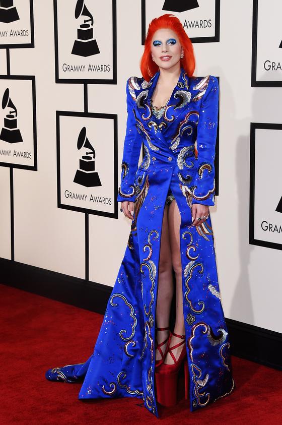 Лучшие beaty-образы на Grammy 2016