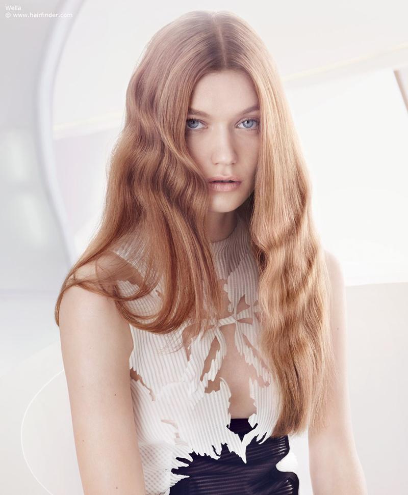 Естественный модный цвет волос 2016 года – фото новинки и тренды сезона