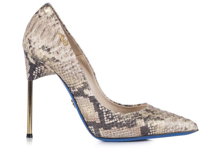Фото новинка: роскошные туфли из новой коллекции Loriblu