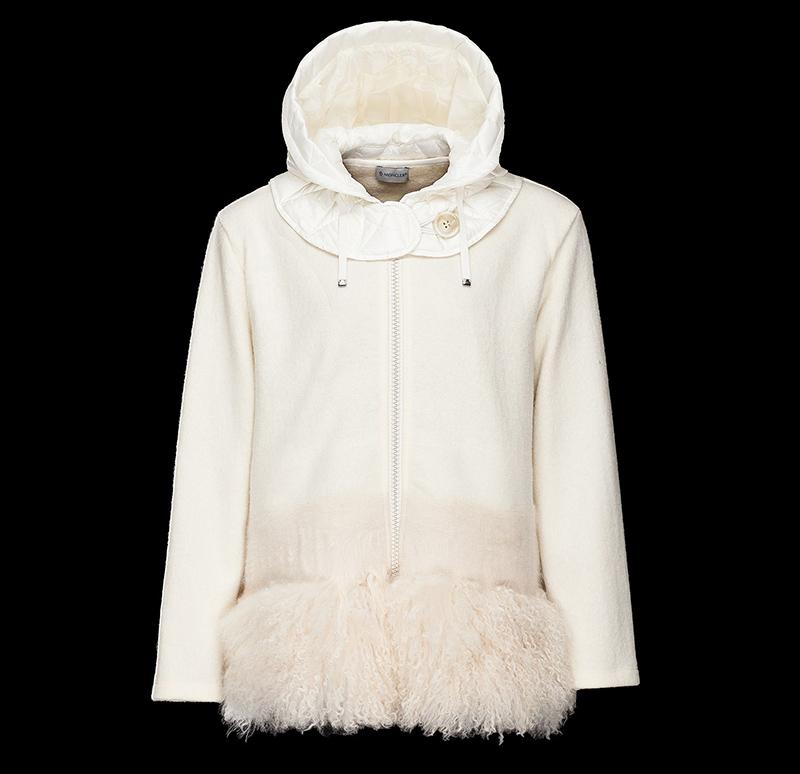 Новая коллекция верхней одежды Moncler