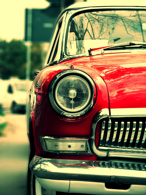 Авто из прошлого – вот он настоящий ретро-стиль