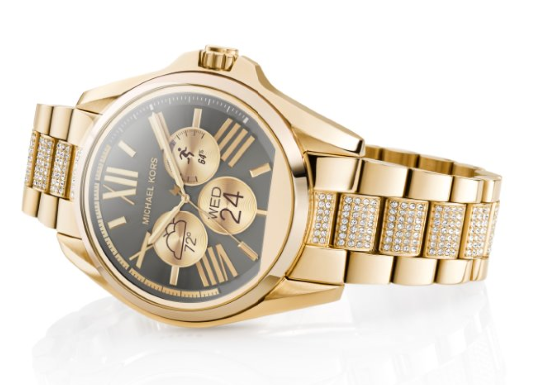 Michael Kors выпустил умные часы