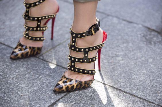 Туфли лабутены - фото новинки
