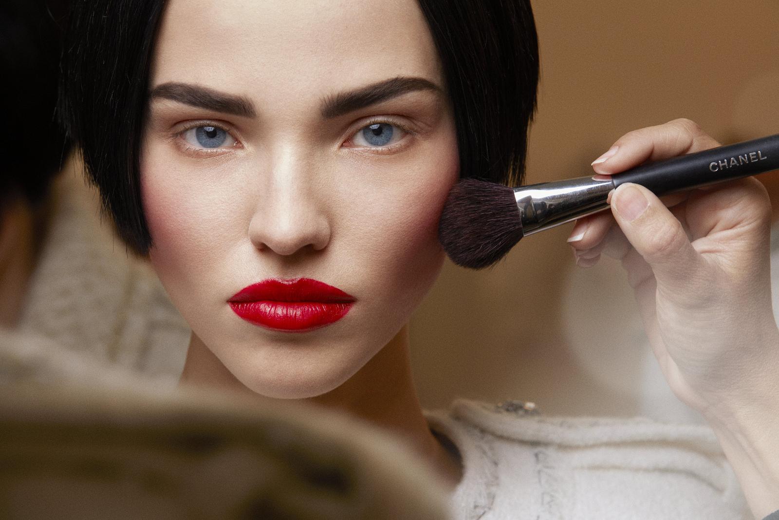 О трендах в макияже