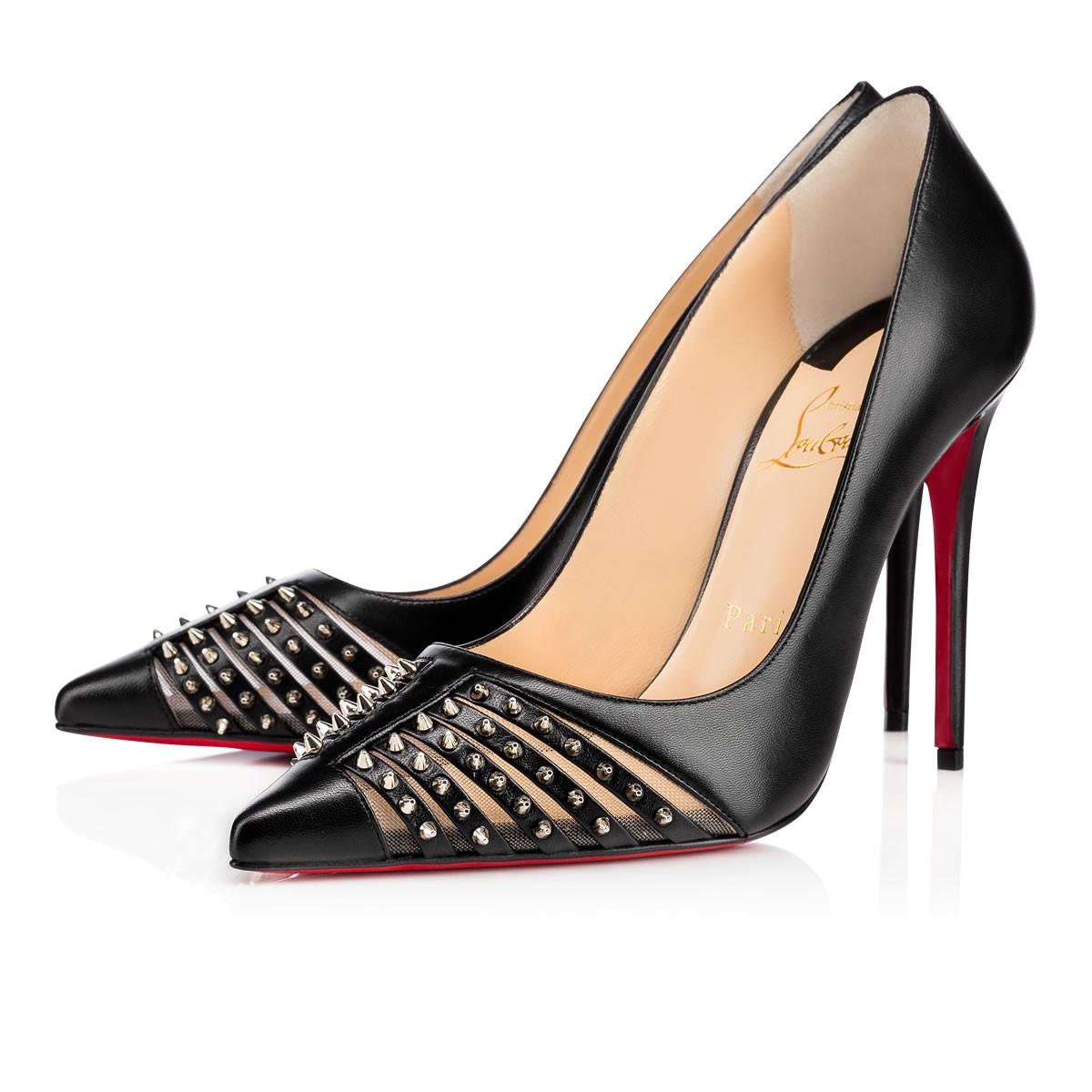 Роскошные туфли лабутены Bareta