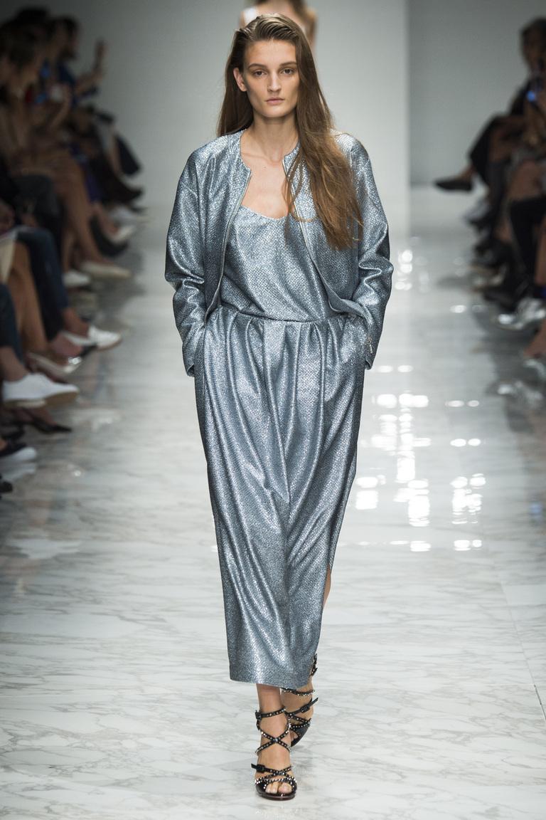 Мода весны 2016 из коллекции Blumarine.