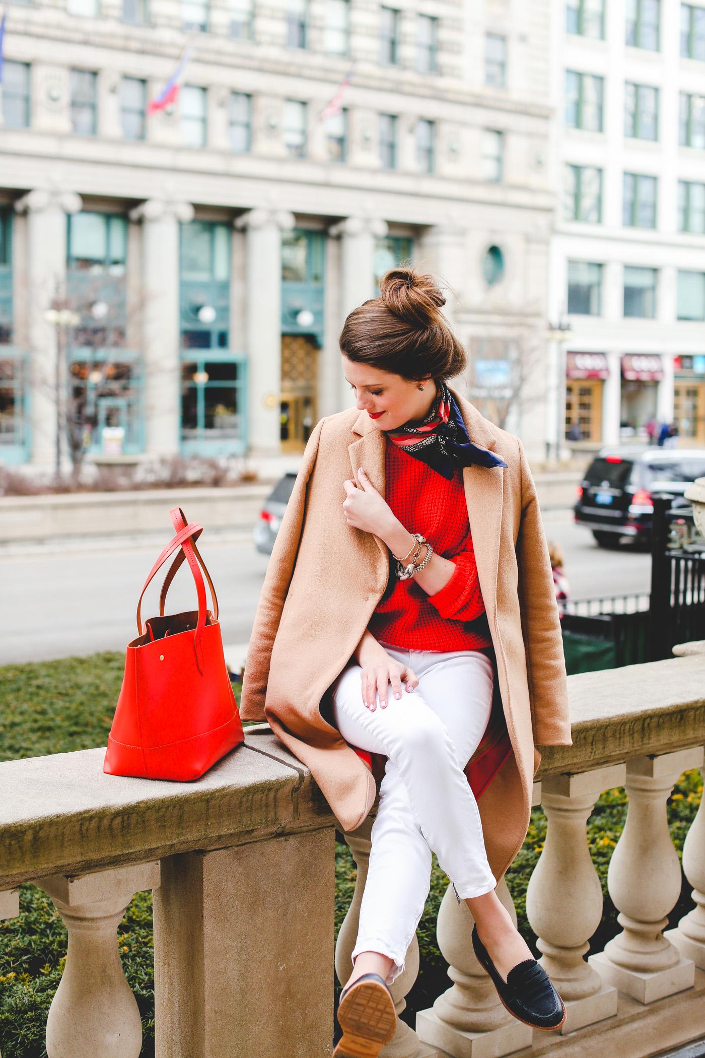 Новый свежий тренд этой весны, который привлекает все больше внимания девушек – это парижский стиль.