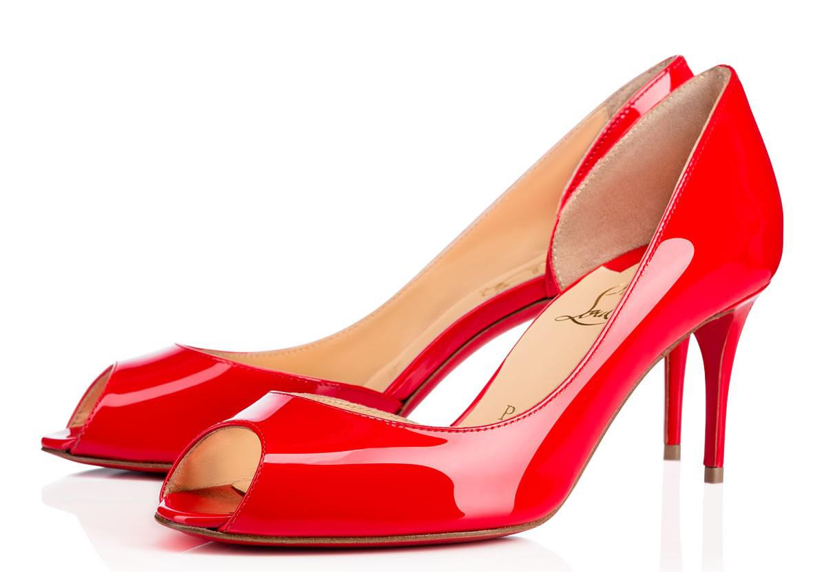 Красные туфли лабутены Demi You
