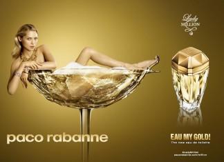 Культовый аромат Paco Rabanne Lady Million