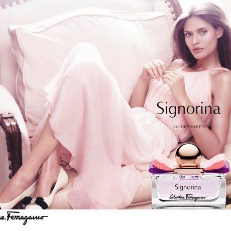 Signorina Misteriosa — новый парфюм от Salvatore Ferragamo
