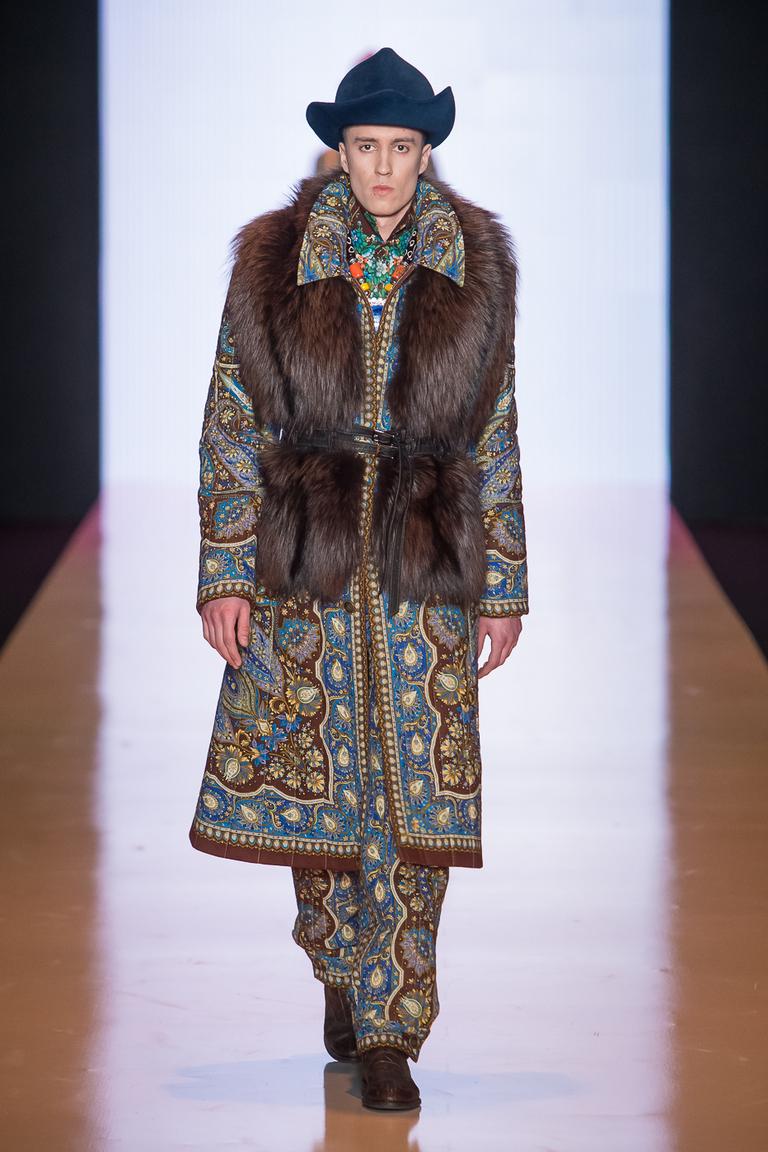 Новая коллекция маэстро Славы Зайцева осень-зима 2016-2017