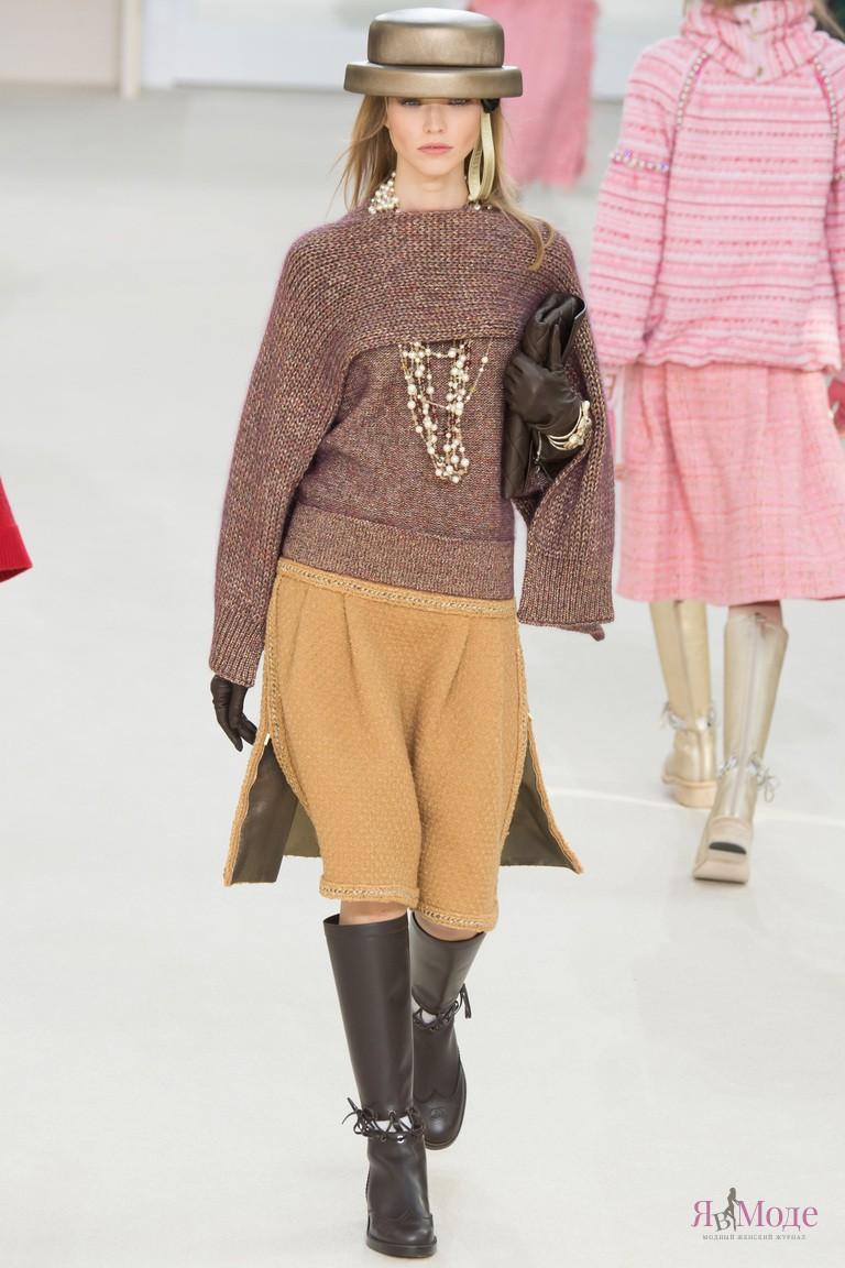 Тенденции моды трикотажные фото
