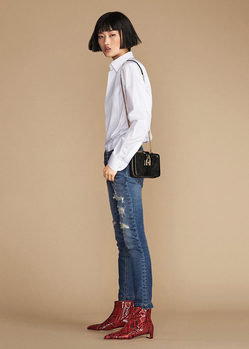 Dolce Gabbana lookBook