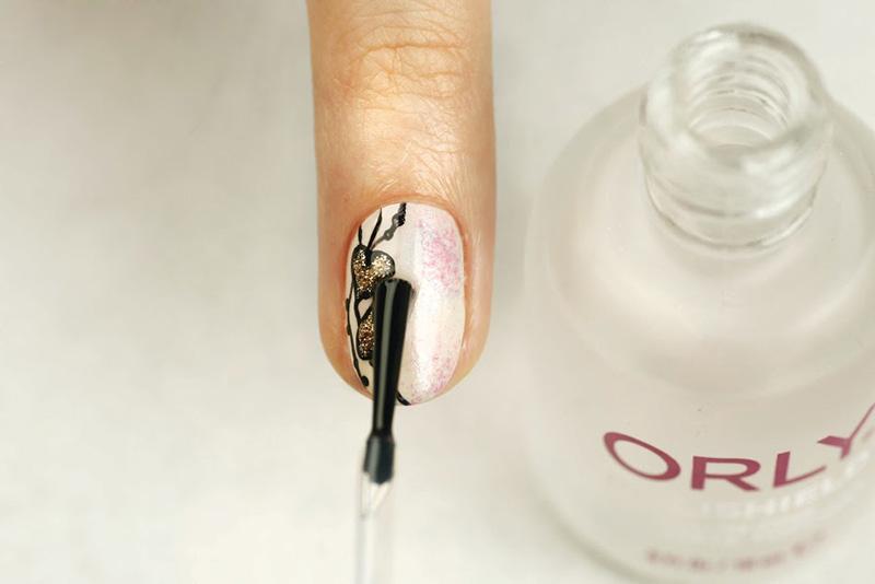 Весенний дизайн ногтей - пошаговый мастер-класс