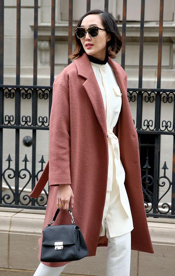 Модное женское пальто весны 2016 – фото новинки и тренды сезона