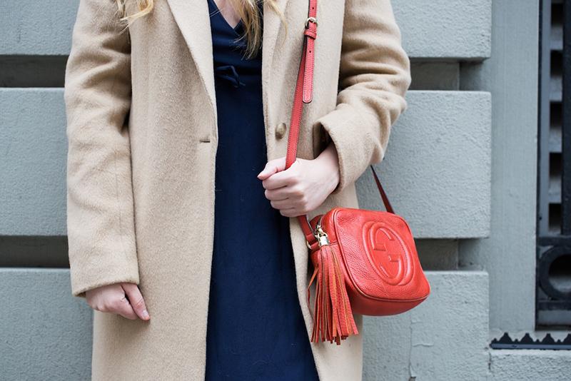 Длинное пальто – тренд сезона