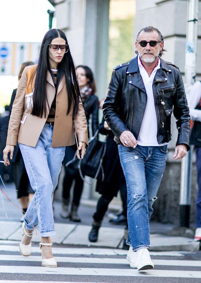 Весна 2016-вечная джинса.