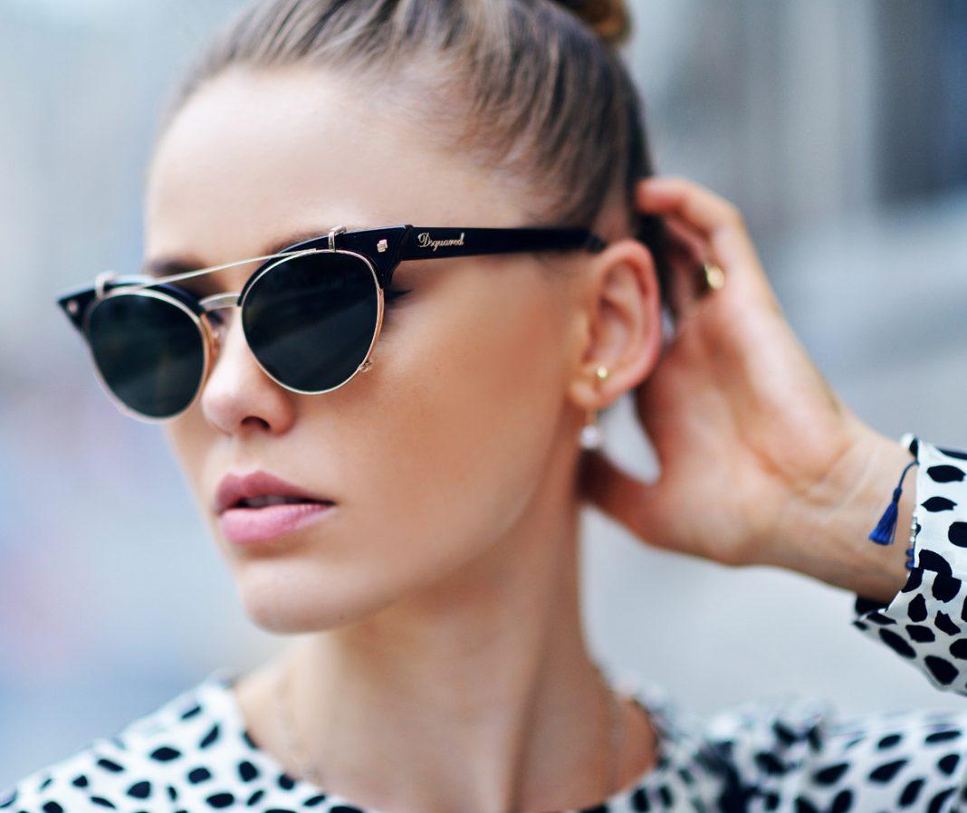 Самые модные очки от солнца