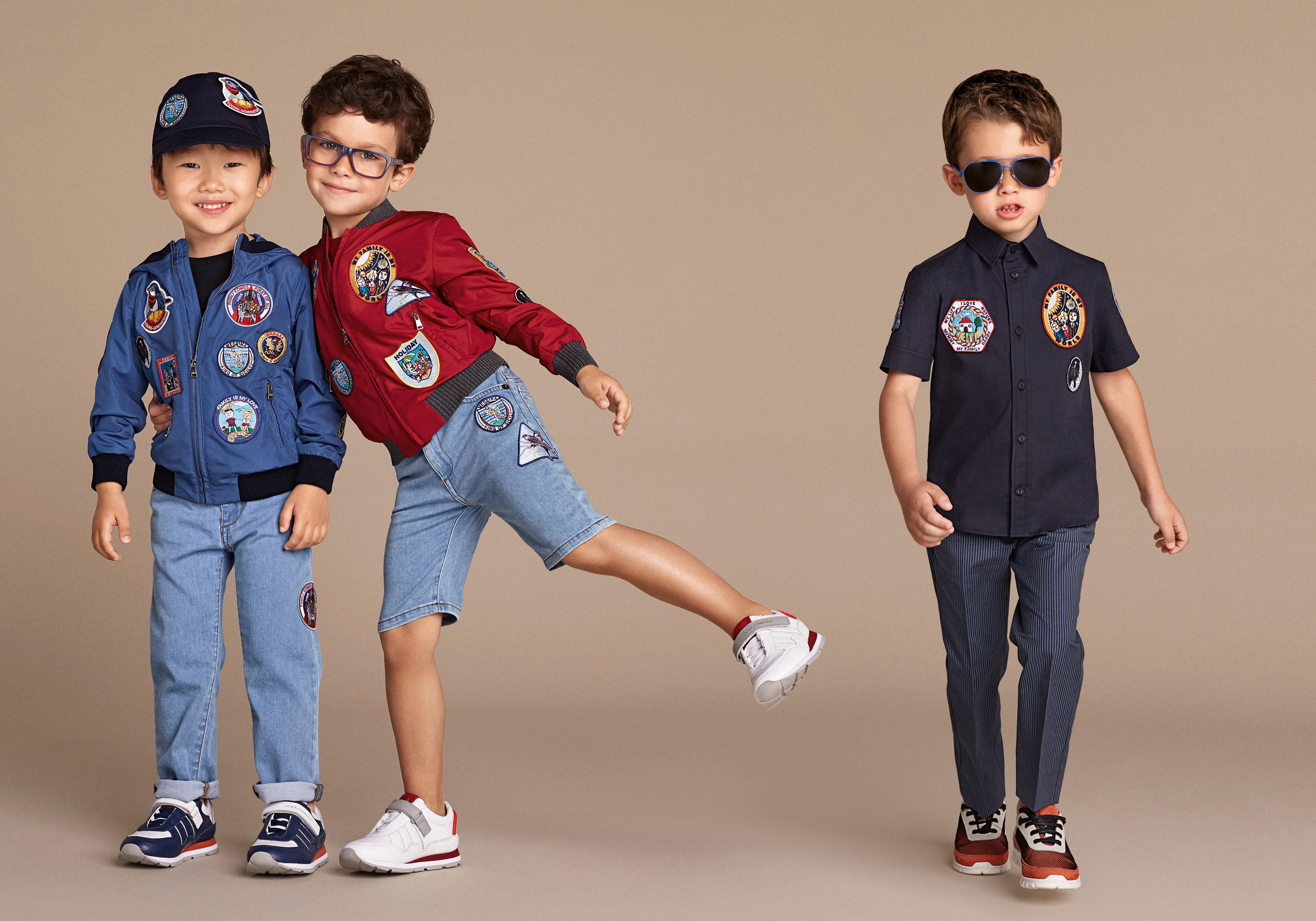 Новая коллекция для детей 2016 - футболки с джинсами и курточки с джинсами.