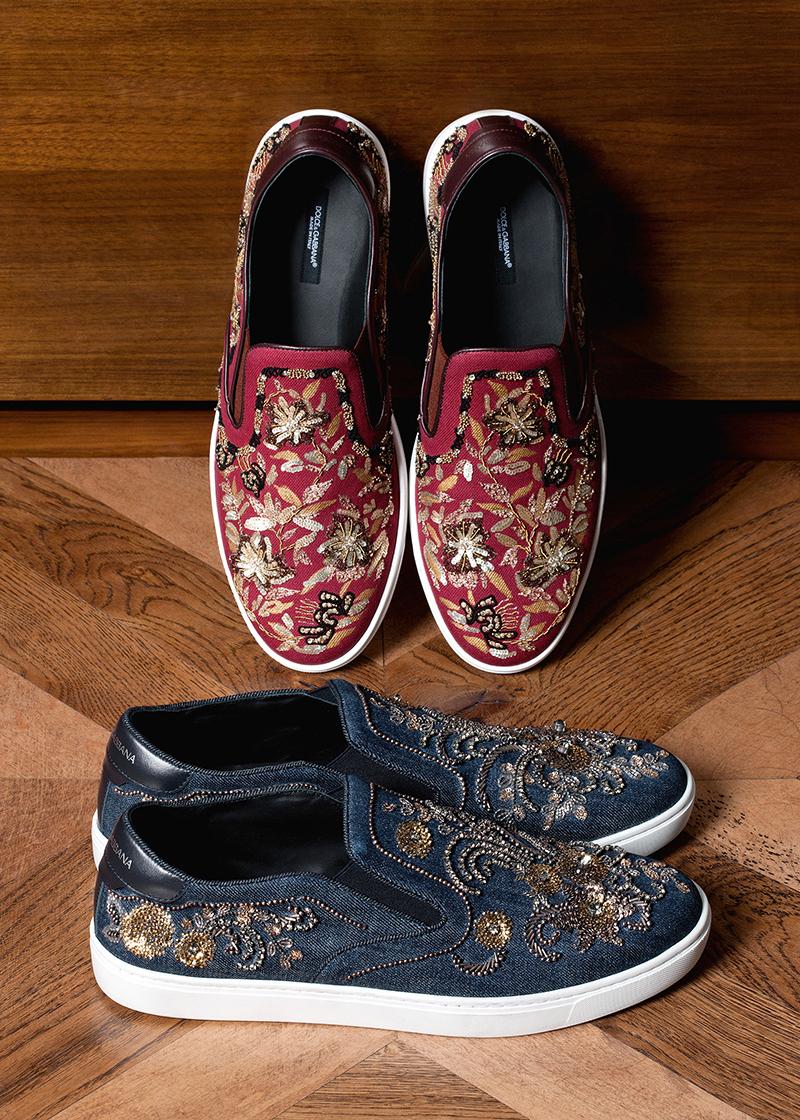 Обувь из коллекции Dolce&Gabbana