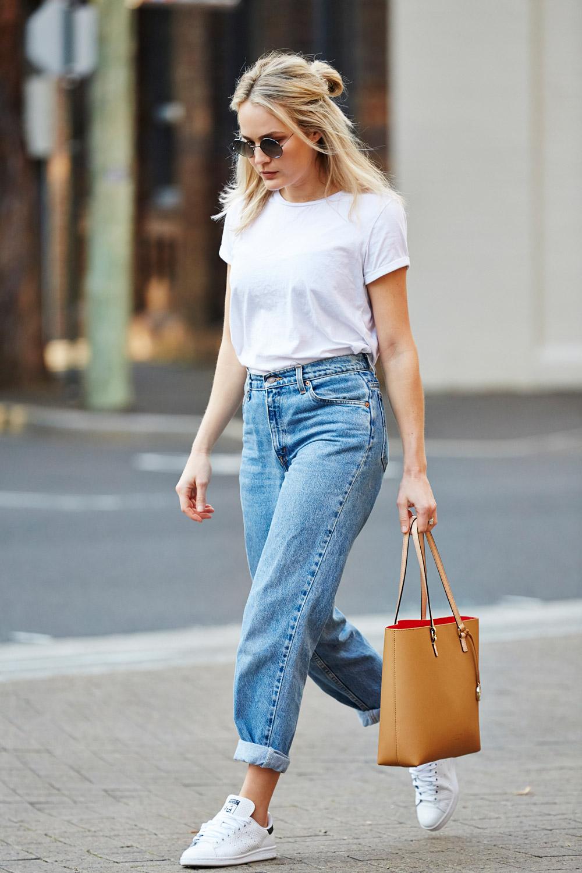 Стиль 90-х: джинсы варенки