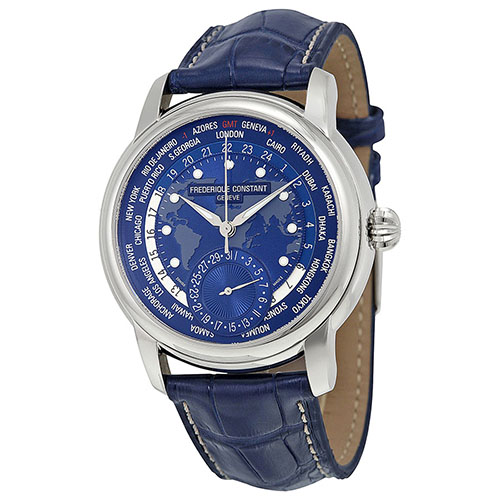 Часы Manufacture Worldtimer FC-718NWM4H6, стоимость которых порядка 276 500 р.