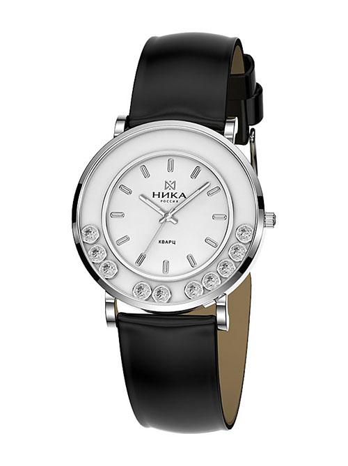 Часы NikaEgo-9023.0.9.15 за 20900 р часы округлой формы.