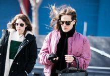Куртка бомбер, и ее новые стильные сочетания