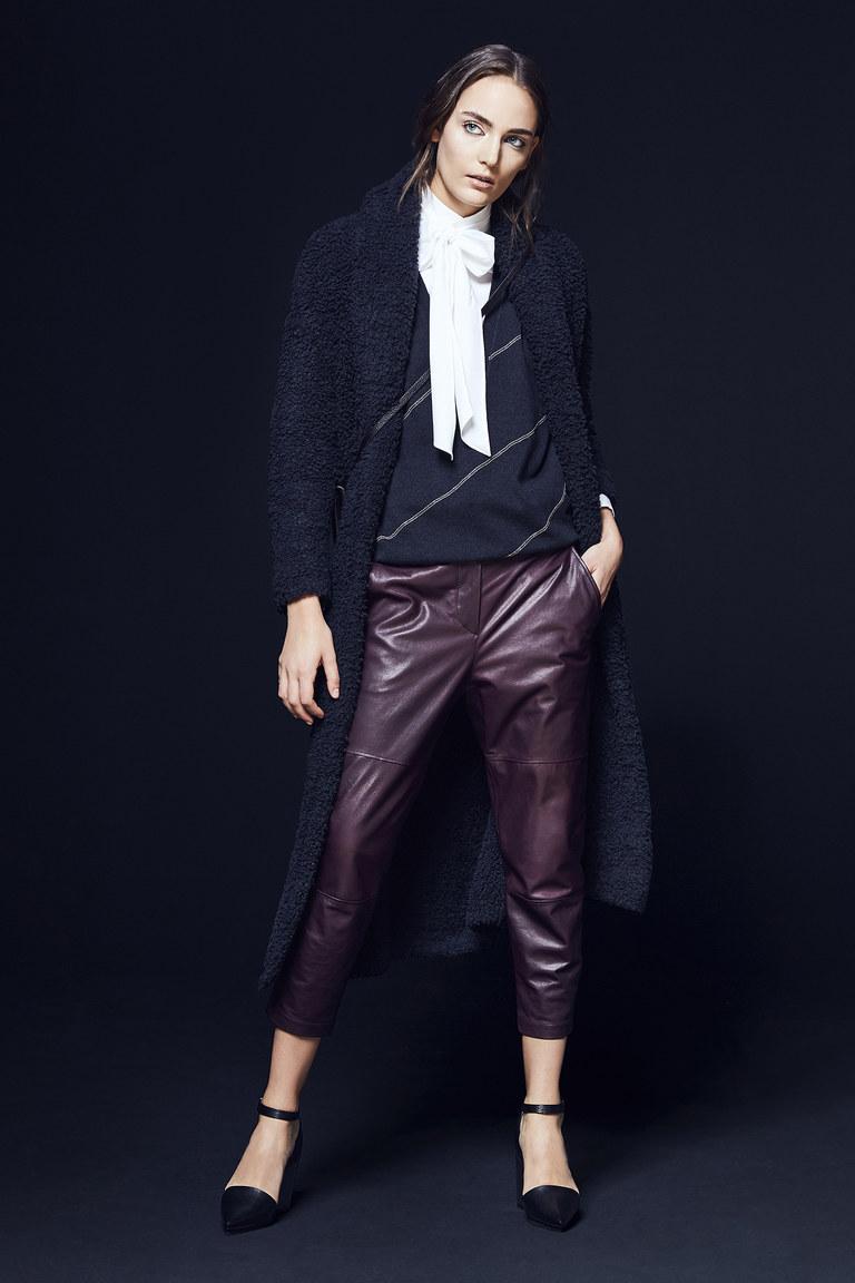 Мода осени 2016 - фото новинки из коллекции Brunello Cucinelli.