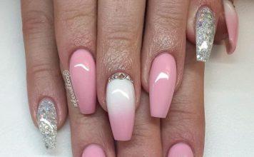 Новые тенденции в области маникюра: форма ногтей «балетные тапочки»