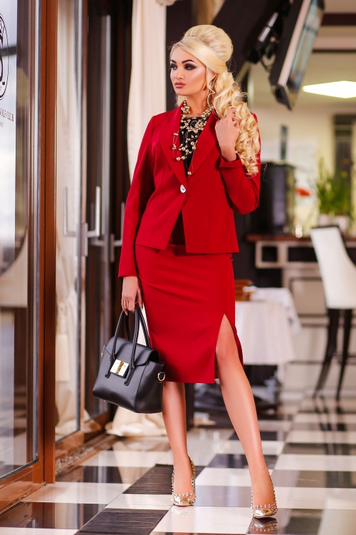 Тенденции деловой моды