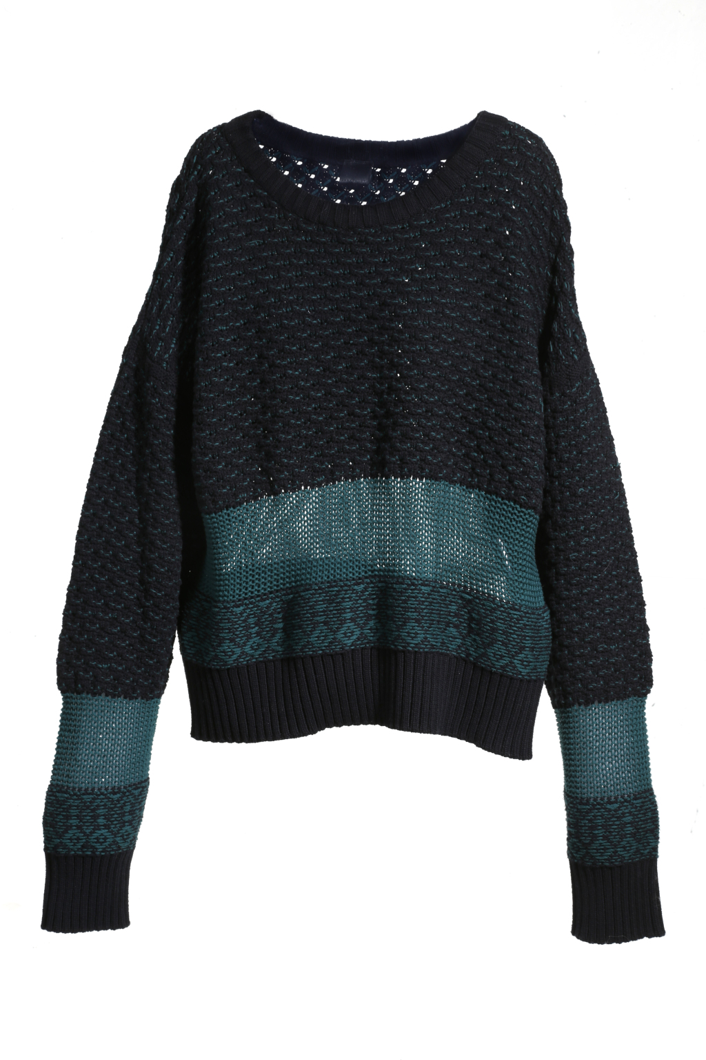 Модный свитер тренд сезона из коллекции Babyghost..