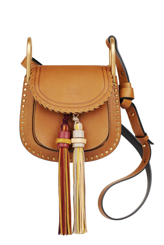 На фото: маленькая сумочка - новинка сезона из коллекции На фото: маленькая сумочка - новинка сезона из коллекции Chloe.