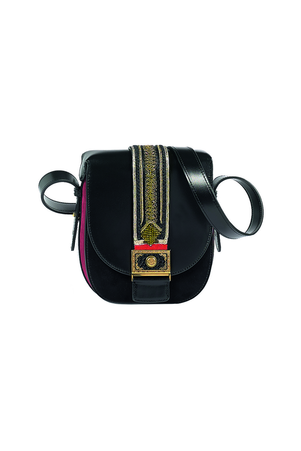 На фото: маленькая сумочка - новинка сезона из коллекции Etro.