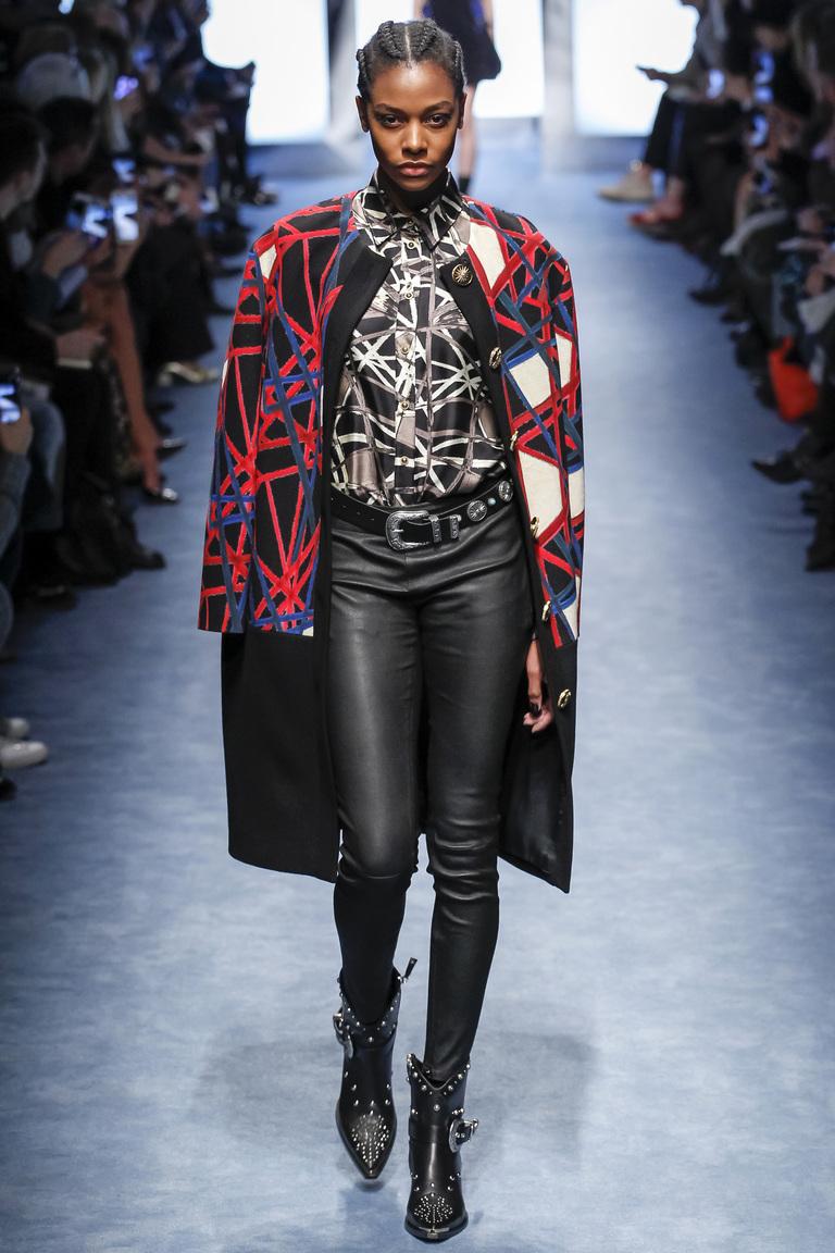 Модная одежда сезона зима 2017 - куртка, фото обзор из коллекции Fausto-Puglis.