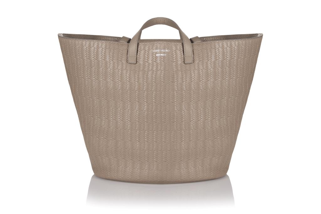 Большие сумки: модные тренды - сумка из коллекции Meli Melo.