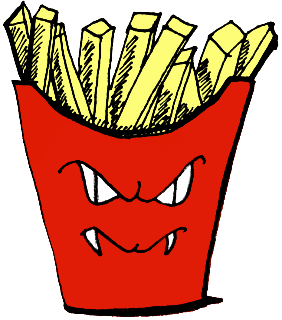 bad-foodFries