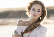 20 модных плетений косы со средними волосами