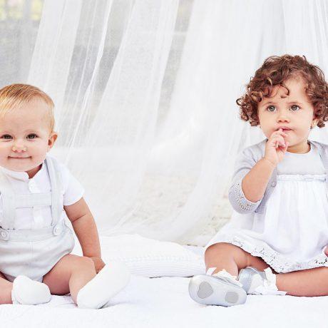 Новая коллекция Mayoral для новорожденных