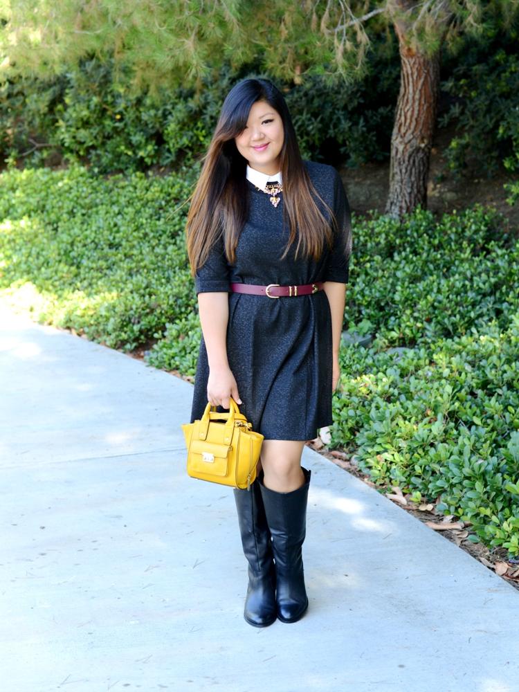 Яркий блоггер Plus Size - Allison Teng.