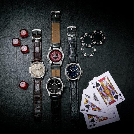 Лимитированная коллекция часов «Казино»