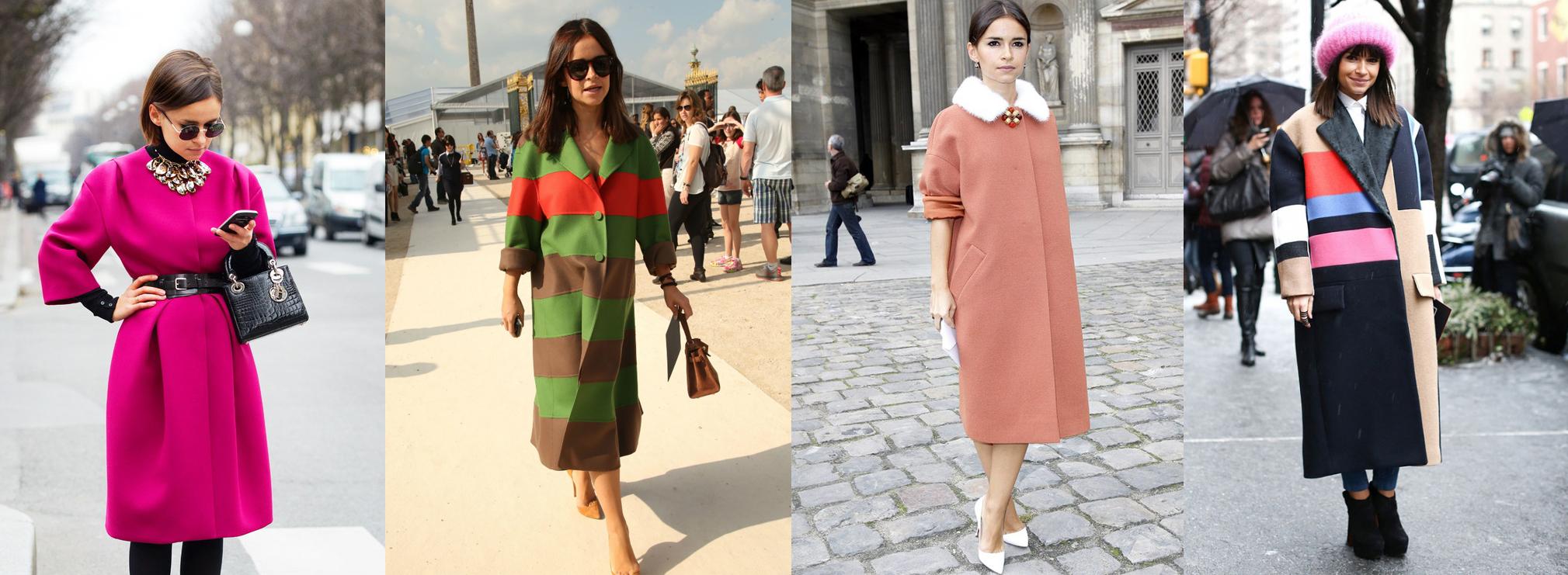 На фото: платье в стиле оверсайз в 2016 году вошло в топ 3 самых востребованных и популярных фасонов.