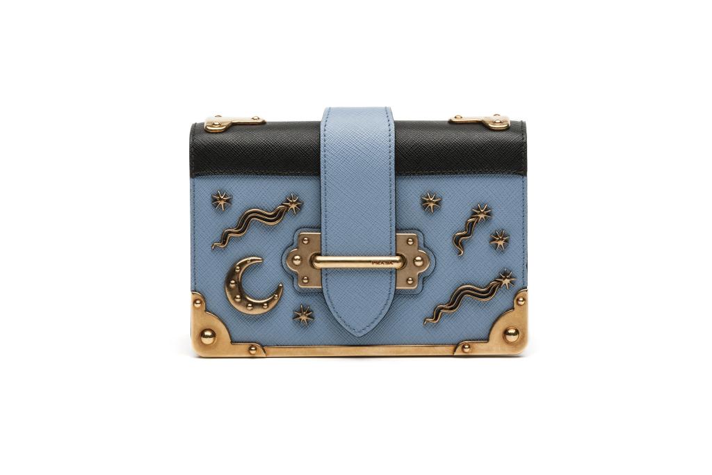 Вечерние сумки: модные тренды сезона из коллекции Prada.