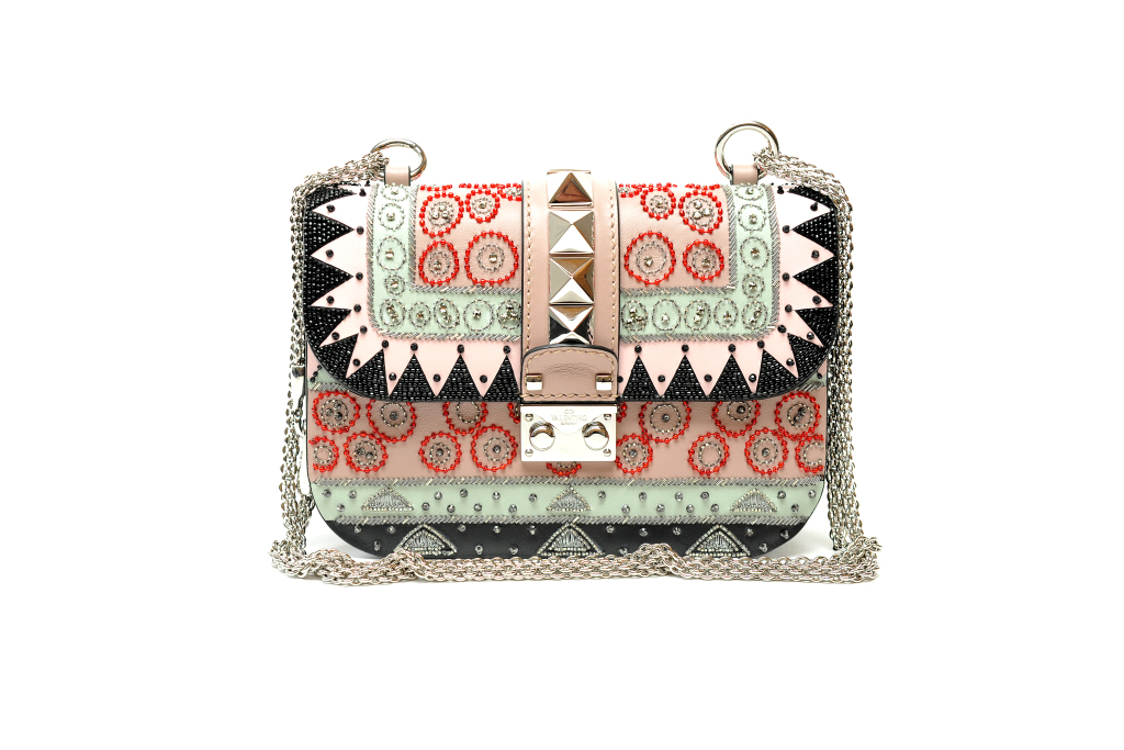 Вечерние сумки: модные тренды сезона из коллекции Valentino/